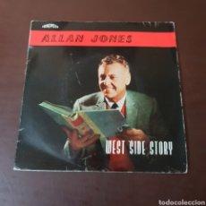 Discos de vinilo: ALLAN JONES - WEST SIDE STORY - FONOPOLIS. Lote 236043210