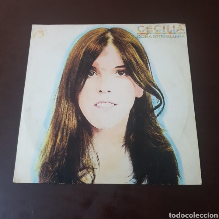 Discos de vinilo: CECILIA - DOÑA ESTEFALDINA - NANA DEL PRISIONERO 1983 SINGLE PROMOCIONAL CBS - Foto 5 - 236044060