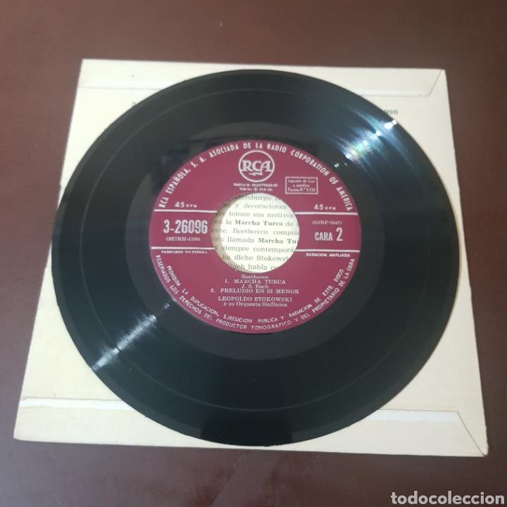 Discos de vinilo: LEOPOLDO STOKOWSKI - NUESTRA MUSICA PREFERIDA - Foto 4 - 236044815