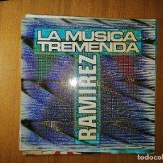Discos de vinilo: LOTE DE 3 DISCOS VINILO MUSICA ELECTRÓNICA ESPAÑOLA- KIKE BOY, DON PABLO ANIMALS, RAMIREZ.. Lote 236046610