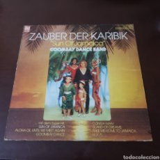 Discos de vinilo: GOOMBAY DANCE BAND - SUN OF JAMAICA. Lote 236048390