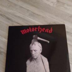 """Discos de vinilo: MOTORHEAD """" WHAT'S WORDS WORTH? - RECORDED LIVE 1978"""". 1983- REEDICIÓN 2017 VINILO COLOR. NUEVO.. Lote 236066700"""