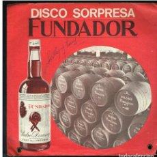 Discos de vinilo: EVA - EL PICHI / MADRID / LOS NARDOS / ROSA DE MADRID - EP 1969 - D.S. FUNDADOR 10186. Lote 236082510