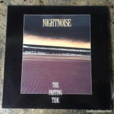 Discos de vinilo: NIGHTNOISE - THE PARTING TIDE . LP . 1990 USA. Lote 236083840