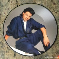 Discos de vinilo: FRANCESCO NAPOLI - BALLA..BALLA! - ITALIAN HIT CONECT (VOL. 1 & 2) . MAXI SINGLE . 1988 PICTURE DISC. Lote 236085090