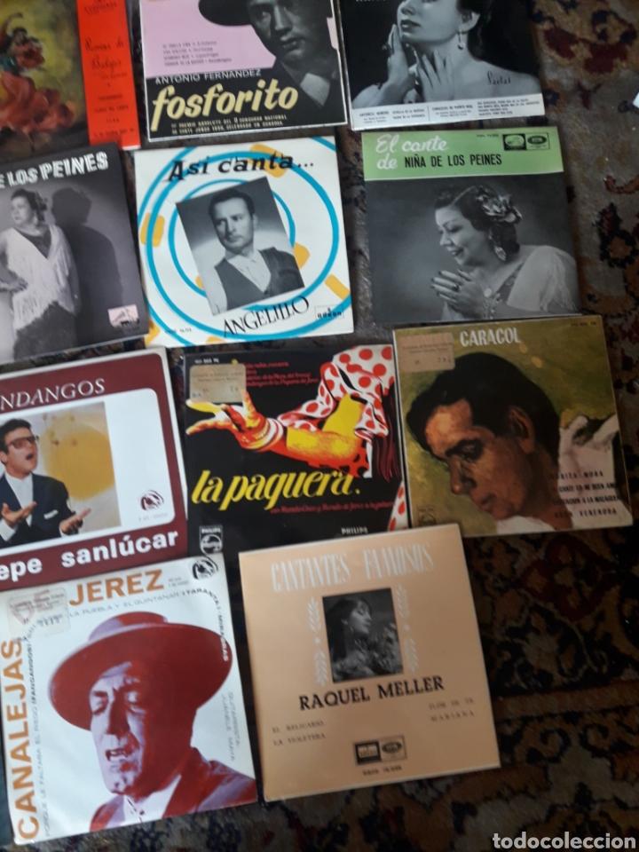 Discos de vinilo: 23 antiguos vinilos de diversos artistas españoles de flamenco - Foto 4 - 236090810