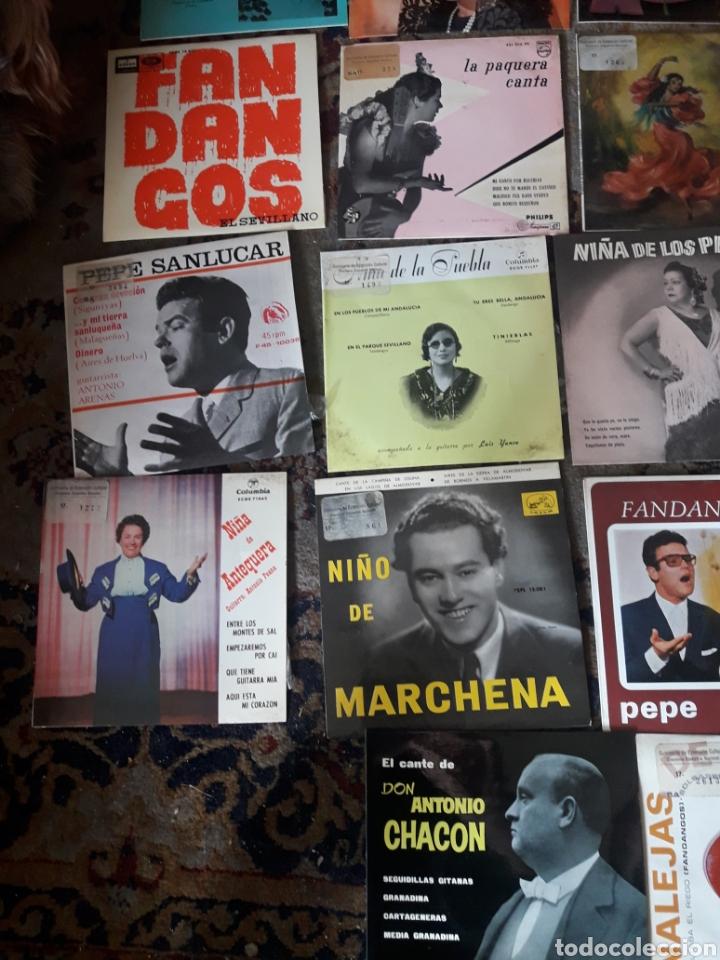 Discos de vinilo: 23 antiguos vinilos de diversos artistas españoles de flamenco - Foto 5 - 236090810