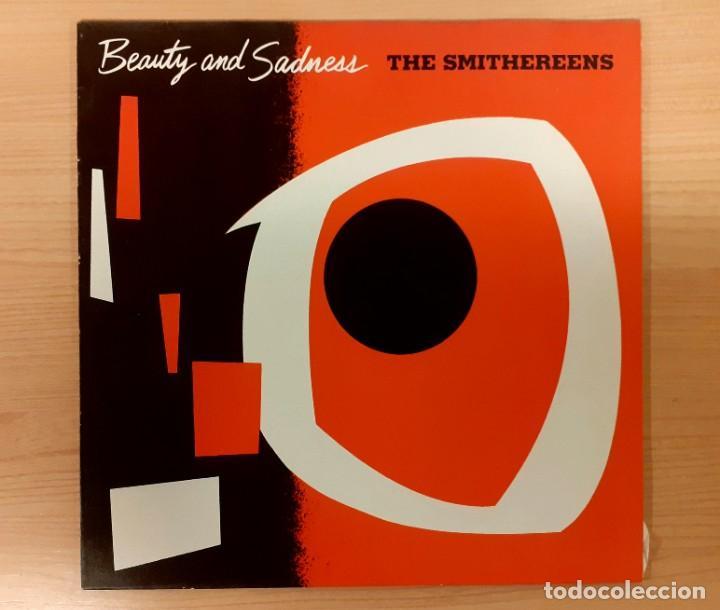 "THE SMITHEREENS ""BEATY AND SADNESS) MINI LP DRO / ENIGMA RECORDS 1988 (Música - Discos de Vinilo - EPs - Pop - Rock - New Wave Extranjero de los 80)"