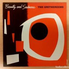 """Discos de vinilo: THE SMITHEREENS """"BEATY AND SADNESS) MINI LP DRO / ENIGMA RECORDS 1988. Lote 236097775"""