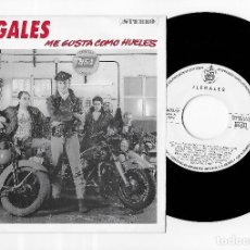 "Discos de vinilo: ILEGALES 7"" SPAIN 45 ME GUSTA COMO HUELES + INSTRUMENTAL 1990 SINGLE VINILO ROCK & ROLL POP PUNK VER. Lote 236106575"