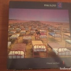 Discos de vinilo: PINK FLOYD - A MOMENTARY LAPSE OF REASON - EMI SPAIN 1987- GATEFOLD. Lote 236112405