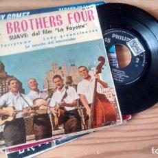 Discos de vinilo: E.P. (VINILO) DE THE BROTHERS FOUR AÑOS 60. Lote 236114120