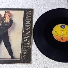 Discos de vinilo: MADONNA - INTO THE GROOVE - MAXI - SPAIN - SIRE RECORDS - REF 920 352-0 - L -. Lote 236116020