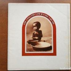 Discos de vinilo: CUADERNO CONCIERTO BANGLA DESH. Lote 236116695