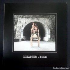 Discos de vinilo: DISASTER JACKS - DISASTER JACKS LP 12 45 CON INSERTO 2018 - FILFERRO. Lote 236117065