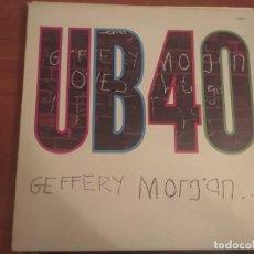 Discos de vinilo: UB40 - GEFFERY MORGAN -1984 VIRGIN ESPAÑA. Lote 236117175
