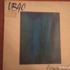 Discos de vinilo: UB40 - PROMISES AND LIES - VIRGIN. Lote 236117650