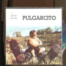 Discos de vinilo: PULGARCITO. IBEROFON 1960. VINILO DE COLORINES. BUENO. Lote 236117945