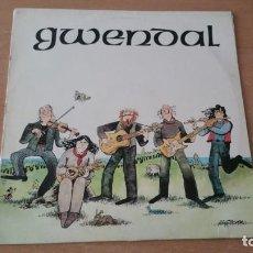 Discos de vinilo: LP GWENDAL ST CBS1982 SPAIN RE. Lote 236117960