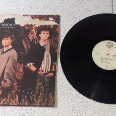 Discos de vinilo: AHA - CRY WOLF EXTENDED VERSION - MAXI - SPAIN - WEA - PLS 458 - L -. Lote 236118060