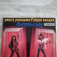 """Discos de vinilo: CACOPHONY """" GO OFF!. PRIMERA EDICIÓN EUROPEA. 1988. SHRAPNEL RECORDS.. Lote 236121495"""