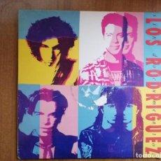 Discos de vinilo: DISCO VINILO LOS RODRIGUEZ. SIN DOCUMENTOS. 1993. Lote 236123155