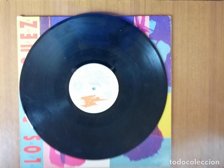 Discos de vinilo: Disco Vinilo LOS RODRIGUEZ. Sin documentos. 1993 - Foto 3 - 236123155