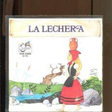 Discos de vinilo: LA LECHERA . ZAFIRO 1972. VINILO ROJO. BUENO. Lote 236128715