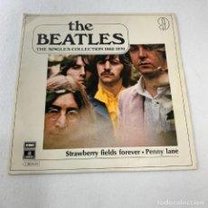 Discos de vinilo: SINGLE THE BEATLES - THE SINGLES COLLECTION 1962/1970 Nº 9 - ESPAÑA - AÑO 1976. Lote 236128855