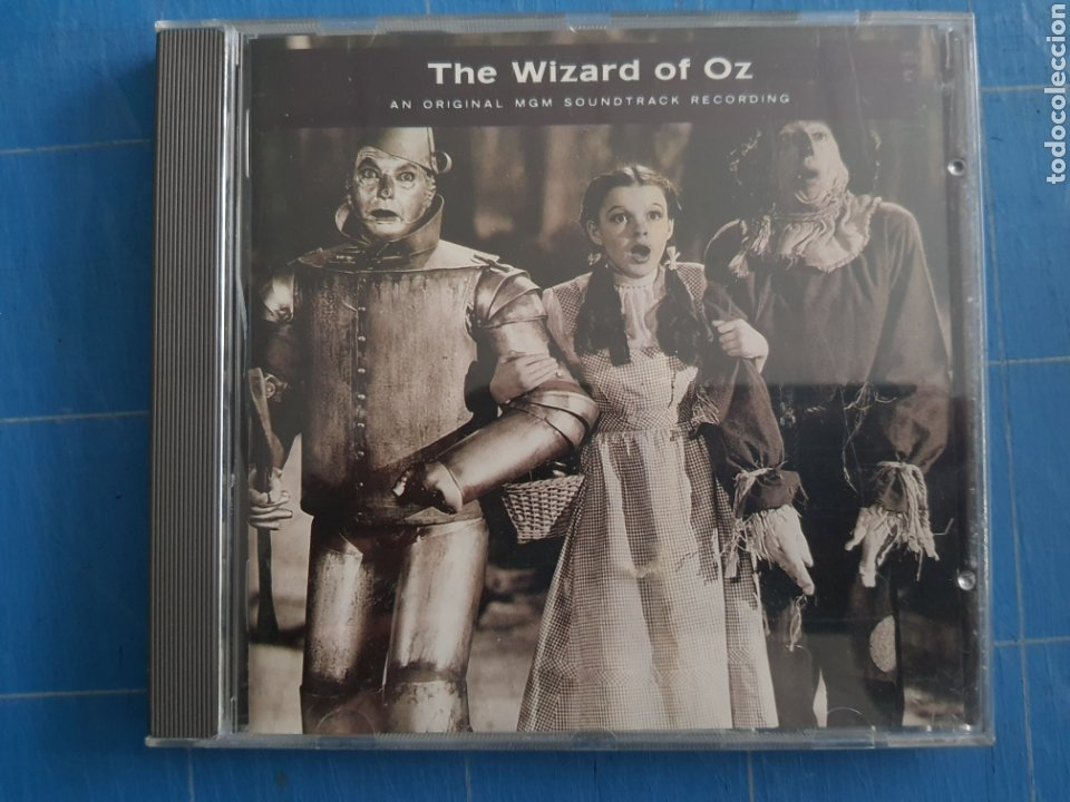 VARIOUS - THE WIZARD OF OZ (CD, MONO) (Música - Discos de Vinilo - EPs - Bandas Sonoras y Actores)