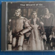 Discos de vinilo: VARIOUS - THE WIZARD OF OZ (CD, MONO). Lote 236100045