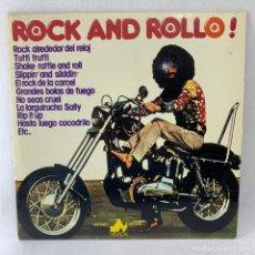 Discos de vinilo: LP - VINILO THE ROCKERS - ROCK AND ROLLO ! - ESPAÑA - AÑO 1976. Lote 236133850