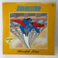 Discos de vinilo: LP - VINILO WONDER DOG - RUFF MIX - ESPAÑA - AÑO 1982. Lote 236135305