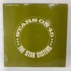 Discos de vinilo: MAXI SINGLE THE STAR SISTERS - STARS ON 45 - ESPAÑA - AÑO 1983. Lote 236136130