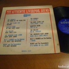 Discos de vinilo: LP : THE AUTHENTIC LIVERPOOL SOUND / ED SPAIN 1964 ODEON. Lote 236155680