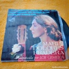 Discos de vinilo: DISCO LP MARIA DOLORES PRADERA. Lote 236164230