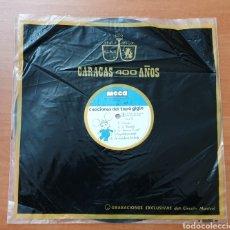 Discos de vinilo: LP CANCIONES DEL TOPO GIGIO VOL.1 (VENEZUELA - MECA - 1968). Lote 236166065
