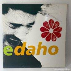 Discos de vinilo: LP - VINILO ÉTIENNEDAHO - LIVE ED ! - DOBLE PORTADA + ENCARTES - FRANCIA - AÑO 1989. Lote 236176360