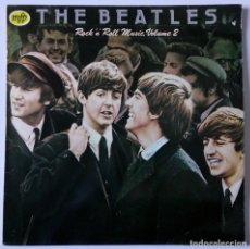 Discos de vinilo: THE BEATLES - ROCK 'N' ROLL MUSIC VOLUME 2 - LP - MFP - 036-006.138 - 1981 ED SPAIN. Lote 236177055