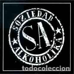 SOZIEDAD ALKOHOLIKA – SOZIEDAD ALKOHOLIKA -LP- (Música - Discos - LP Vinilo - Punk - Hard Core)