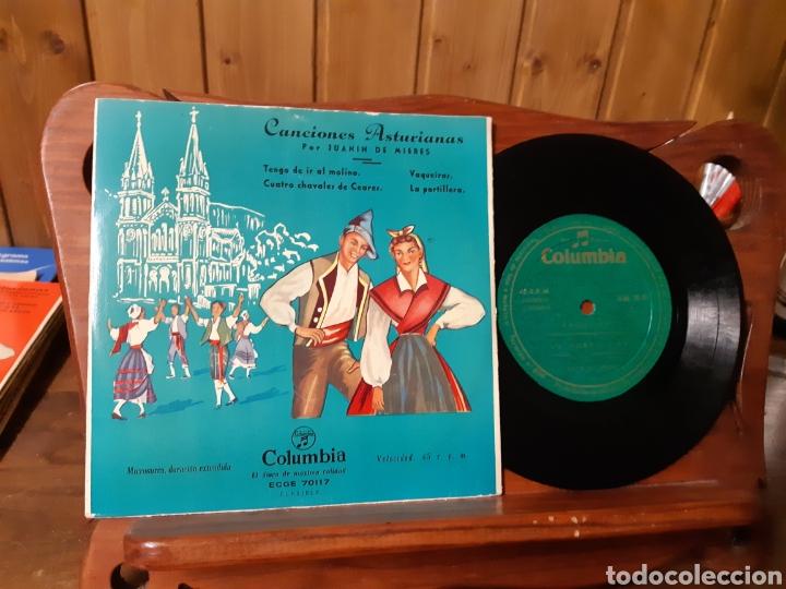 Discos de vinilo: Lote de vinilos de canción Asturiana años 50 - 60 .de ,José noriega, laudelino Alonso, José González - Foto 6 - 236181470