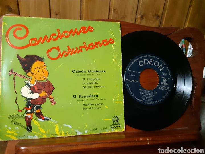Discos de vinilo: Lote de vinilos de canción Asturiana años 50 - 60 .de ,José noriega, laudelino Alonso, José González - Foto 12 - 236181470