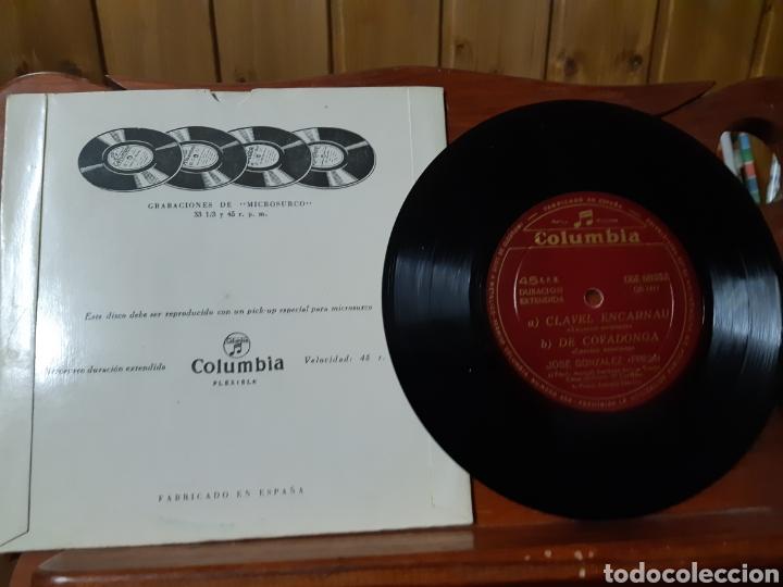 Discos de vinilo: Lote de vinilos de canción Asturiana años 50 - 60 .de ,José noriega, laudelino Alonso, José González - Foto 15 - 236181470