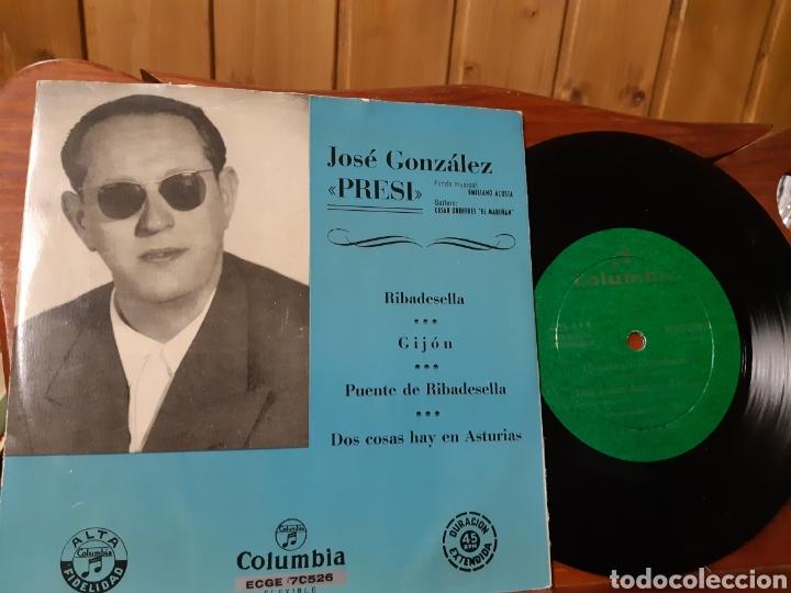 Discos de vinilo: Lote de vinilos de canción Asturiana años 50 - 60 .de ,José noriega, laudelino Alonso, José González - Foto 16 - 236181470