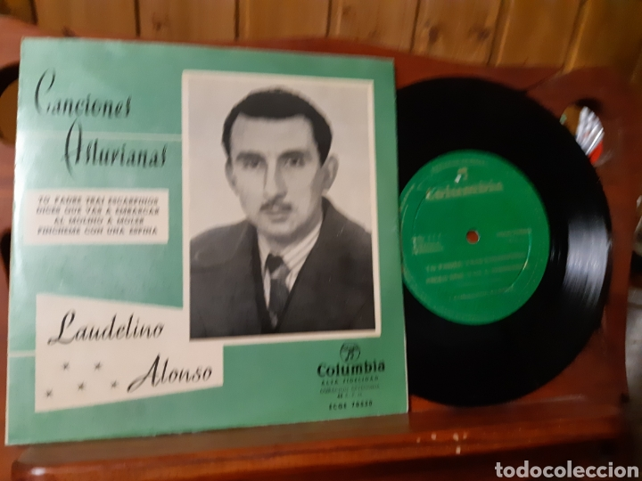 Discos de vinilo: Lote de vinilos de canción Asturiana años 50 - 60 .de ,José noriega, laudelino Alonso, José González - Foto 18 - 236181470