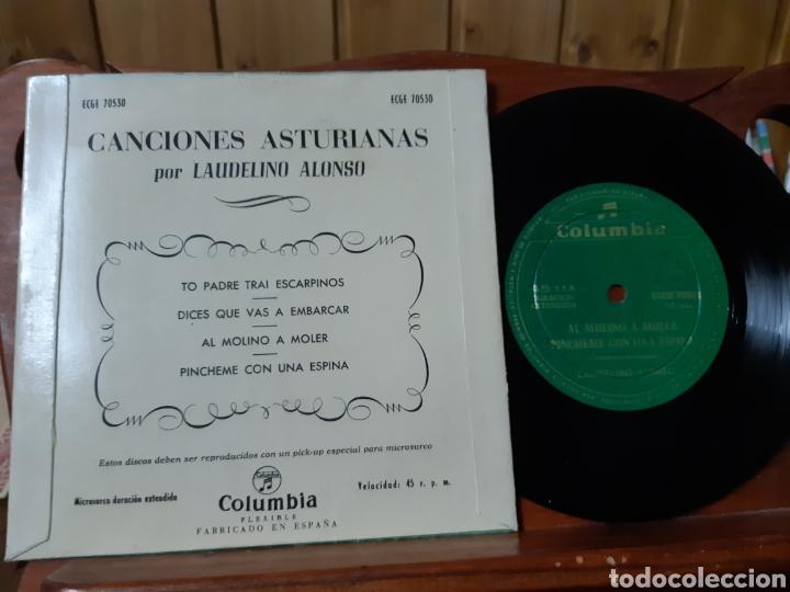 Discos de vinilo: Lote de vinilos de canción Asturiana años 50 - 60 .de ,José noriega, laudelino Alonso, José González - Foto 19 - 236181470