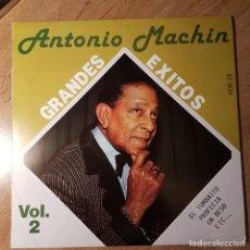 Discos de vinilo: DISCO LP ANTONIO MACHÍN. GRANDES ÉXITOS VOL. 2. Lote 236199270