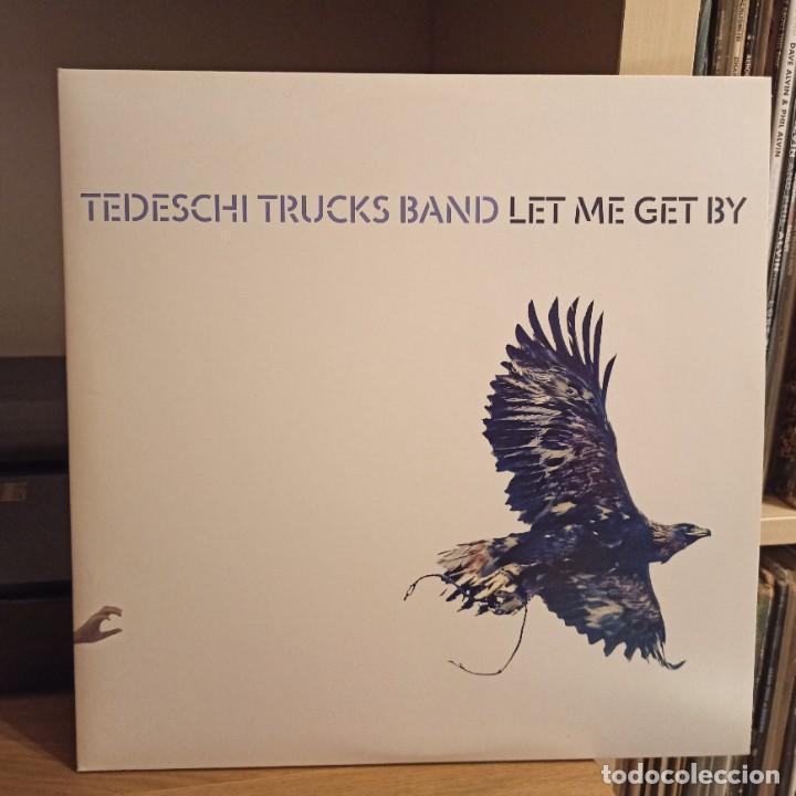 TEDESCHI TRUCKS BAND-LET ME GET BY 2LP (Música - Discos - LP Vinilo - Pop - Rock Extranjero de los 90 a la actualidad)