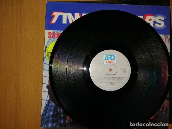 Discos de vinilo: Lote de 5 discos vinilo. Música ELECTRONICA HIP-HOP. TIME DRILLERS. VER RESTO. Ver fotos. - Foto 2 - 236211180