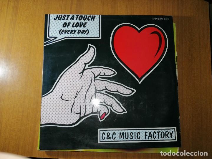 Discos de vinilo: Lote de 5 discos vinilo. Música ELECTRONICA POP. C&C MUSIC FACTORY. VER RESTO. Ver fotos. - Foto 9 - 236213005